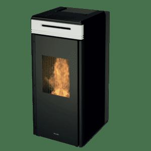 Pellet CV kachel Nordic Fire HRV100 - Multifunctionele warmte